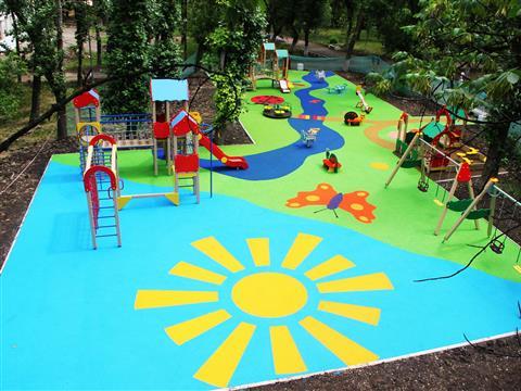 """Компания """"Мастерфайбр Регион-63"""": """"Детская площадка должна быть безопасной"""""""