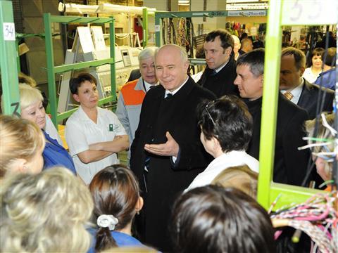 Губернатор проверил готовность крупных проектов Тольятти