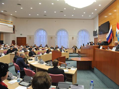 Создан совет непарламентских партий при председателе губдумы