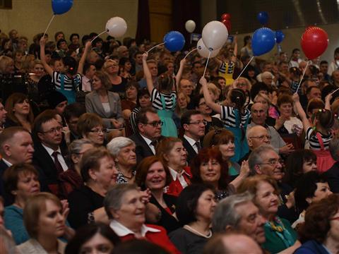В Тольятти проходят торжественные мероприятия, посвященные Первомаю