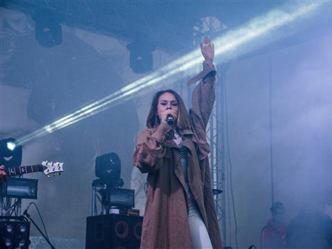 """На площадке около ТЦ """"Мега"""" состоялся первый фестиваль уличной культуры URBANIST"""