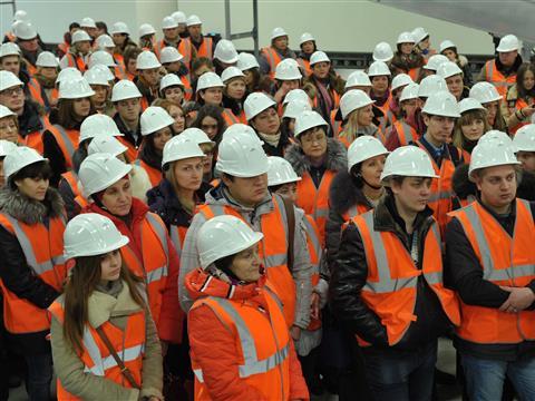 Волонтеры протестировали новый терминал Курумоча