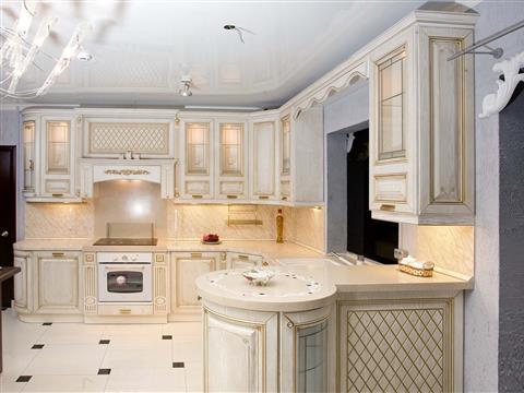"""Компания """"Золотое сечение"""" открыла новую линию кухонных гарнитуров с фасадами NIEMANN"""