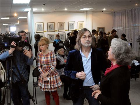 В Тольятти увидели эклектику Никаса Сафронова