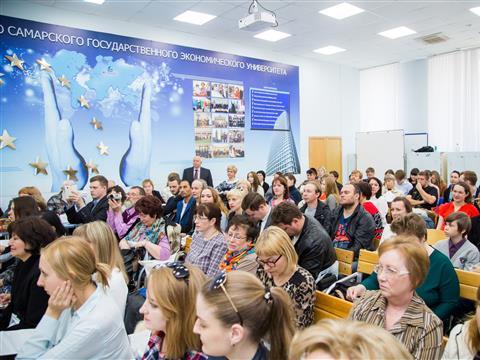 В СГЭУ состоялась презентация лучших туристических маршрутов