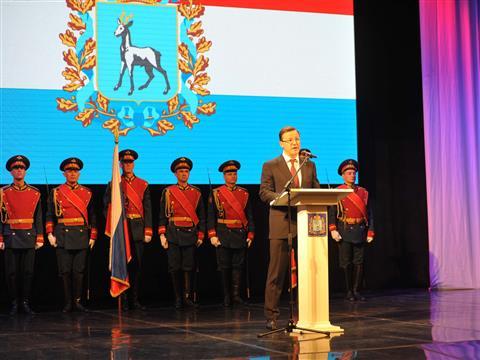 В Самарском гарнизонном доме офицеров состоялось торжественное мероприятие, посвященное Дню сотрудников военных комиссариатов