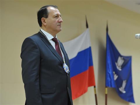 Сергей Марков стал главой Новокуйбышевска