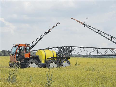 """Высокотехнологичные машины производства """"Пегас-Агро"""" оптимизируют работу в полях"""