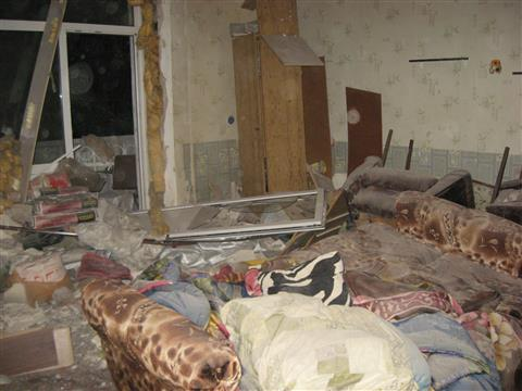В Самаре выясняют причины взрыва в квартире, от которого пострадала пожилая женщина