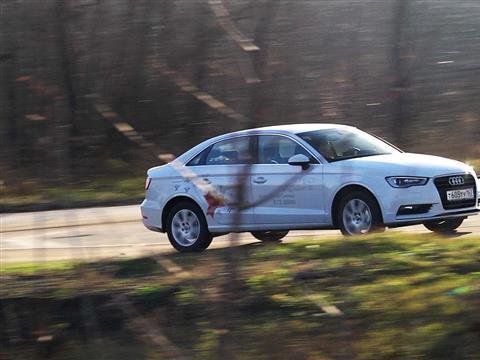 Ищем практичность в Audi A3 седан