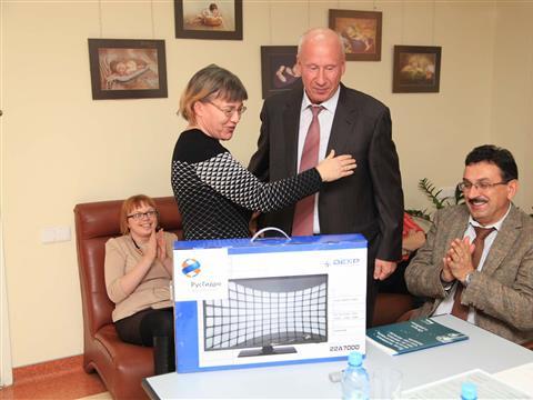 """""""РусГидро"""" подарила хосписам Самары и Тольятти машины для перевозки пациентов"""