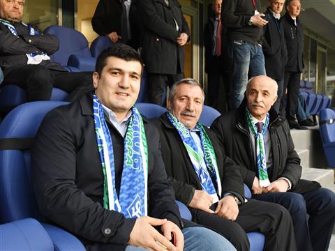 """Тагир Хайбулаев: """"Войдя на стадион, я ощутил настроение большого спортивного праздника"""""""
