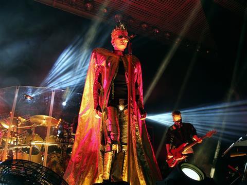 Самарский зритель перехотел видеть Tokio Hotel