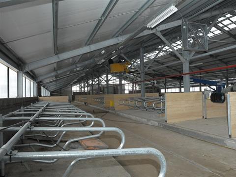 """""""Электрощит"""" в мае запустит первую очередь молочного комплекса в Кинельском районе"""