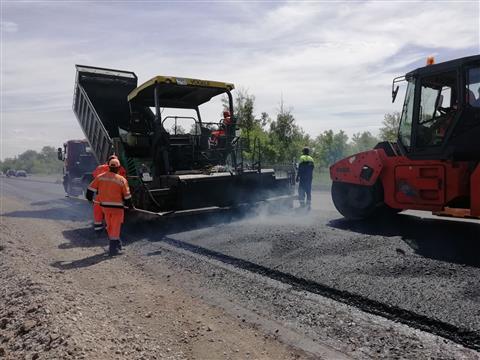 На автомобильной дороге Самара-Бугуруслан начаты основные ремонтные работы