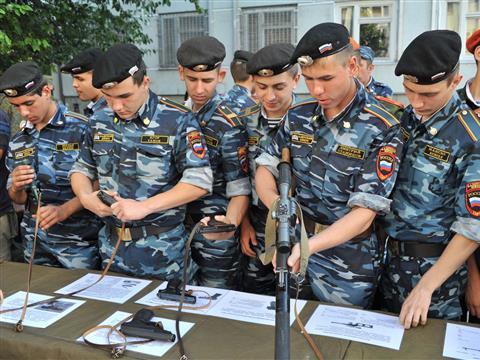 В Тольятти прошел чемпионат России по практической стрельбе
