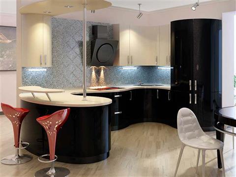 """Стиль и уникальность кухонь фабрики """" Greta kitchen"""""""