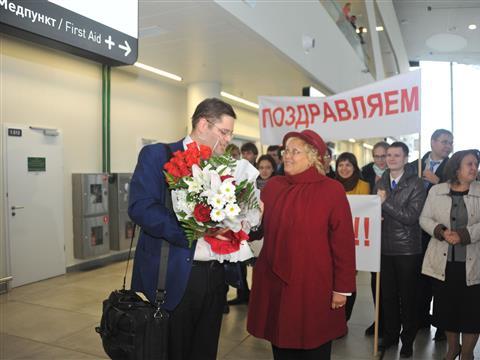 Сергей Кочережко станет общественным советником министра образования РФ
