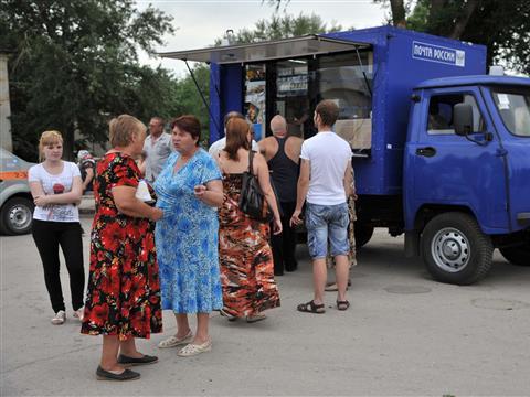 Более 4 тыс. жителей Нагорного вернулись в свои дома