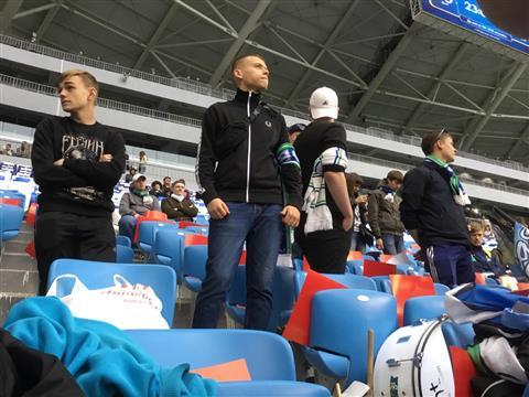 """Фанаты """"КС"""": """"Самара Арена"""" - стадион европейского уровня, даже мирового"""