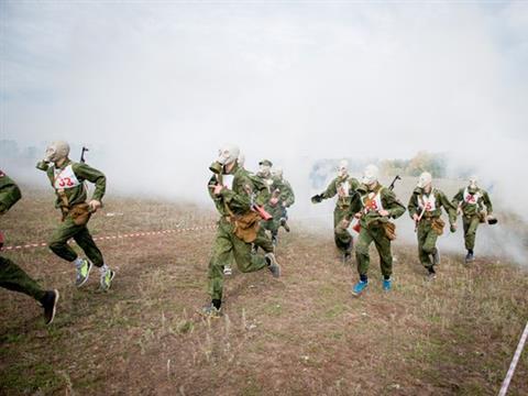 Ребята из Самарской области стали серебряными призерами в военно-исторической викторине «Зарницы Поволжья»