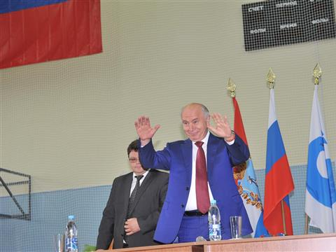 Руководитель области встретился с жителями Кинель-Черкасского района
