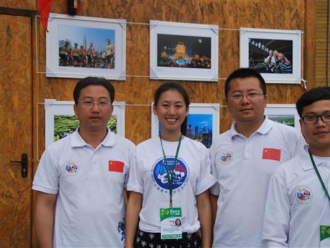 """Российская и китайская молодежь на """"iВолге-2014"""" объединилась для создания проектов"""