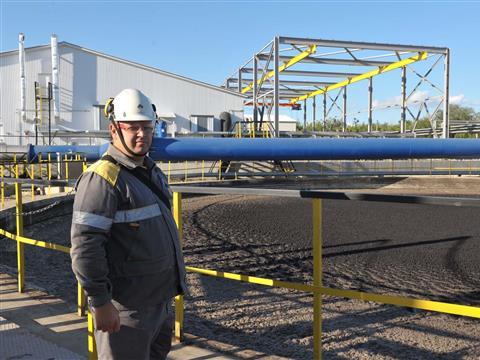 """На АО """"Новокуйбышевский НПЗ"""" был введен в эксплуатацию блок биохимической очистки сточных вод"""