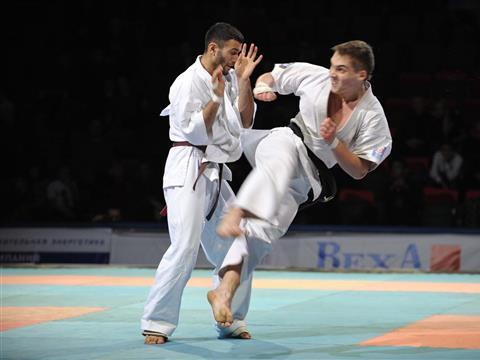 В Самаре прошел открытый всероссийский турнир «Самарский мастер» по киокусинкай карате