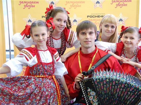"""Новые звезды """"Роснефти"""""""