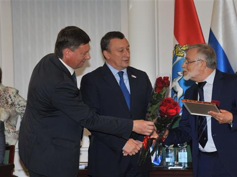 Финальное заседание Самарской городской думы пятого созыва