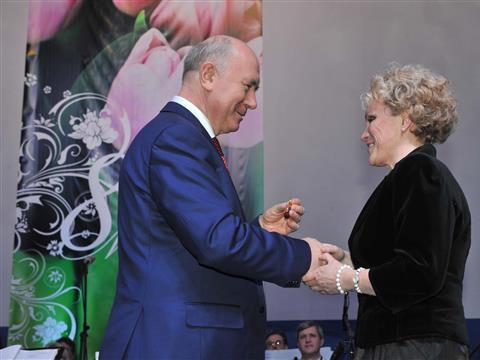 В Тольятти состоялись общегородские торжества, приуроченные к Международному женскому дню