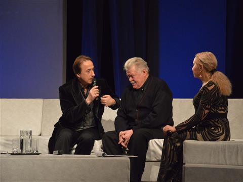 В Самарском театре драмы вспомнили Петра Монастырского