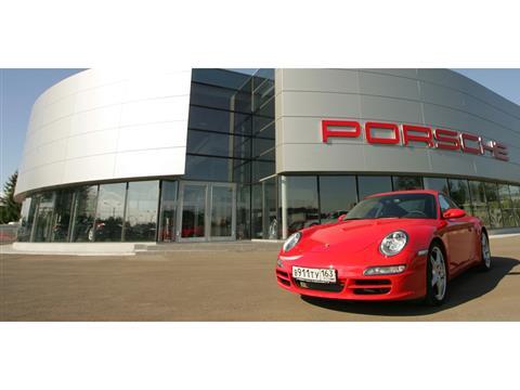 Для любителей Porsche в Тольятти работает первый в регионе официальный дилер