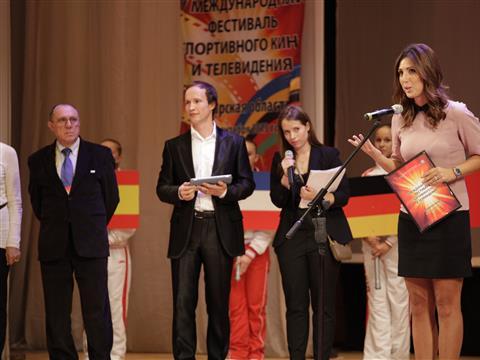 В Самаре состоялось открытие Международного фестиваля спортивного кино и телевидения