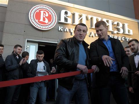 Александр Поветкин в Самаре открыл новые подробности допинг-скандала