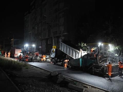 Комплексный ремонт улицы Алексея Толстого