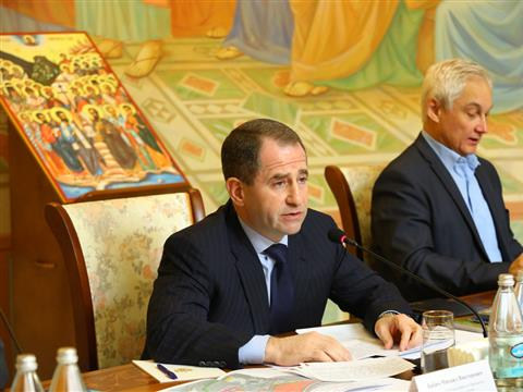 Михаил Бабич возглавил попечительский совет по возрождению Саровской и Дивеевской обителей