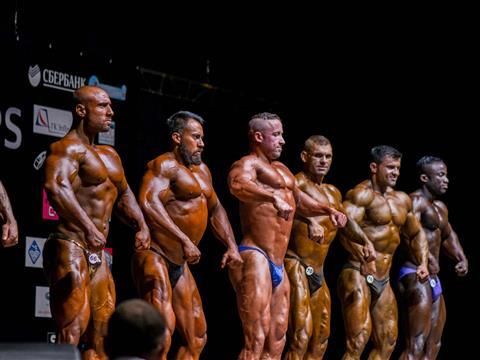 В Самаре прошел Чемпионат мира по бодибилдингу