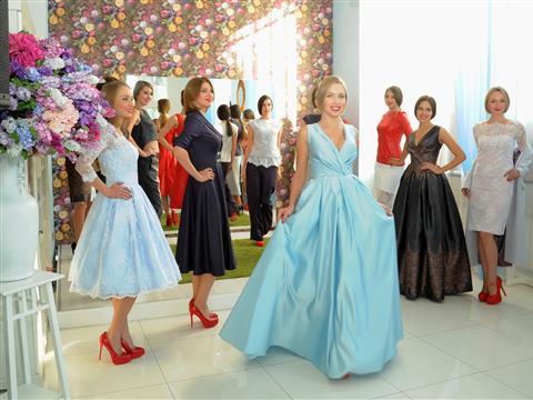Дом мод Маши Горячевой открыл свои двери для самарской публики