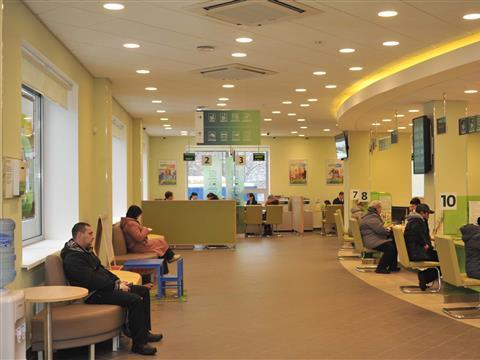 Первый флагманский офис Сбербанка открылся в Самаре