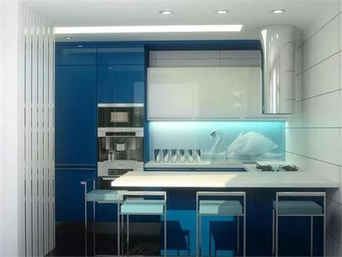 Качественный дизайн кухни возможен по доступной цене