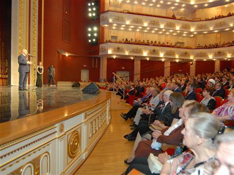 Состоялось торжественное празднование 90-летия Самарского государственного радиовещания
