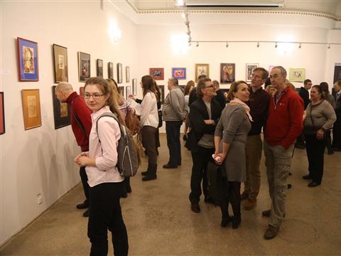 Выставка графики Станислава Федорова