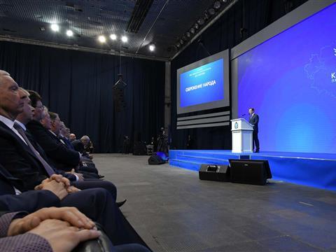"""Дмитрий Азаров: """"Нам нельзя уходить в болото провинциальности, ориентироваться на средний уровень"""""""