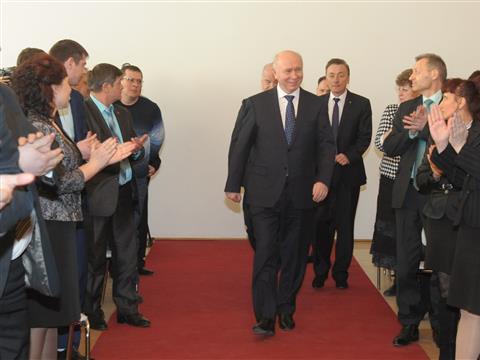 В Чапаевске избрали нового главу города