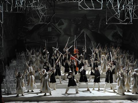 Недетская феерия и мультяшные образы в новом спектакле Самарской оперы