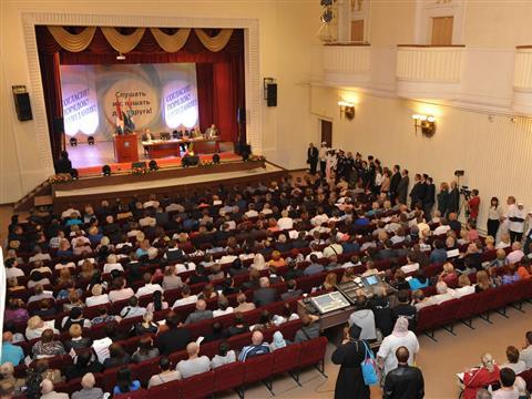 Николай Меркушкин провел встречу с жителями Красноглинского района Самары