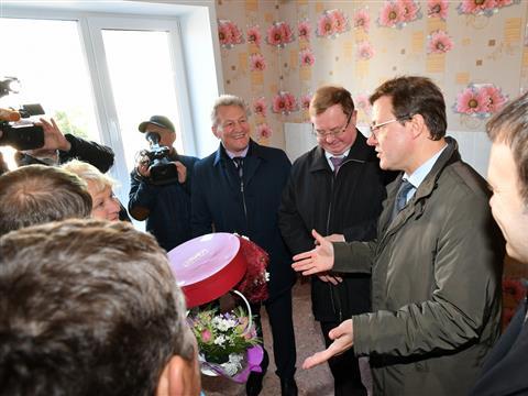 Дмитрий Азаров и Сергей Степашин посетили Жигулевск