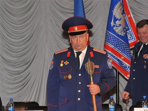 Выборы нового атамана Волжского казачьего войска прошли со скандалом